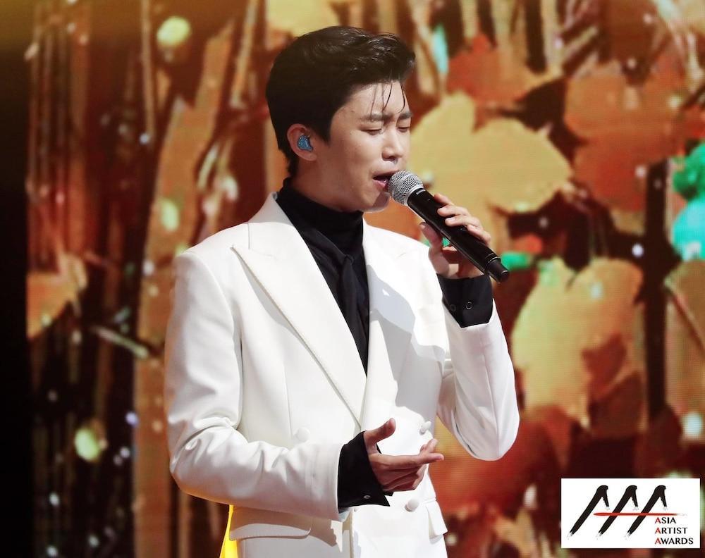 'AAA 2020': Sâu khấu bùng nổ của TWICE, Super Junior, Got7, NCT, ITZY và Kang Daniel Ảnh 73