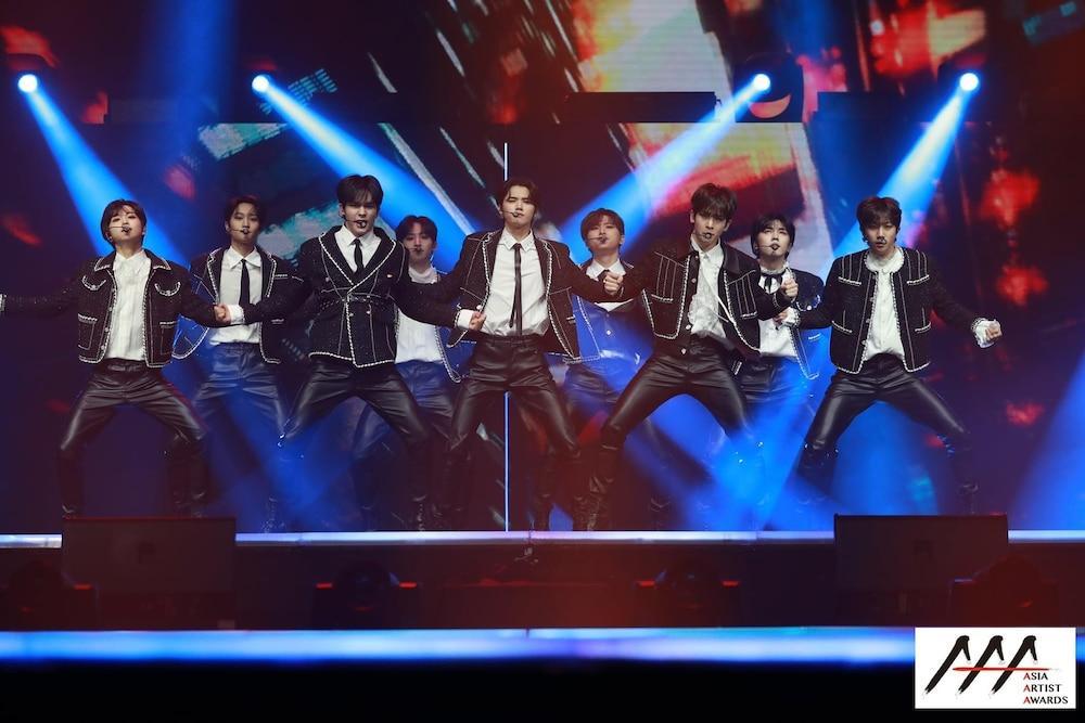 'AAA 2020': Sâu khấu bùng nổ của TWICE, Super Junior, Got7, NCT, ITZY và Kang Daniel Ảnh 48