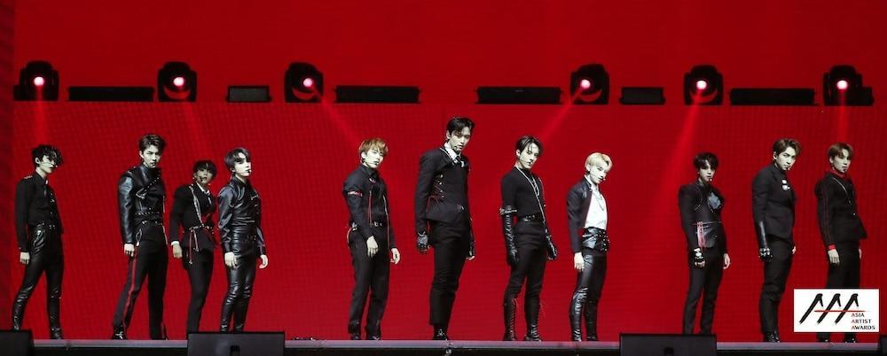 'AAA 2020': Sâu khấu bùng nổ của TWICE, Super Junior, Got7, NCT, ITZY và Kang Daniel Ảnh 12