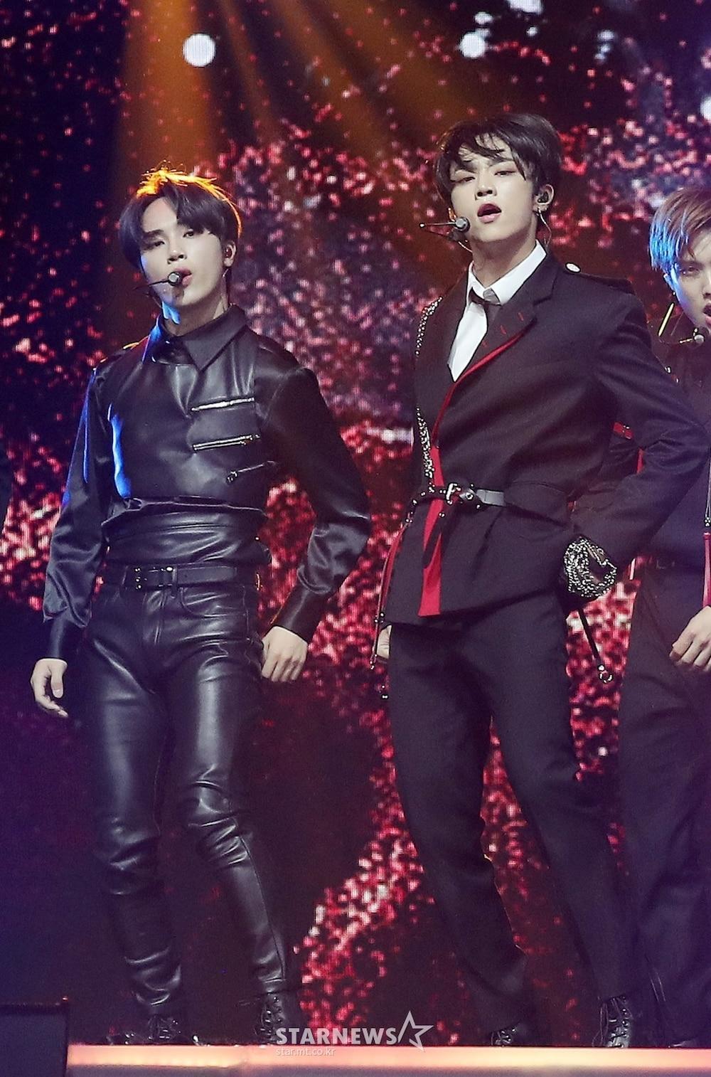 'AAA 2020': Sâu khấu bùng nổ của TWICE, Super Junior, Got7, NCT, ITZY và Kang Daniel Ảnh 19