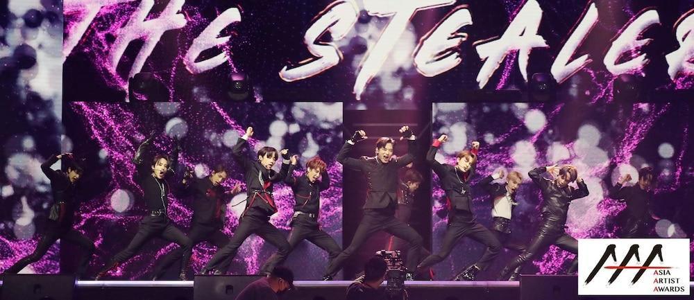 'AAA 2020': Sâu khấu bùng nổ của TWICE, Super Junior, Got7, NCT, ITZY và Kang Daniel Ảnh 11