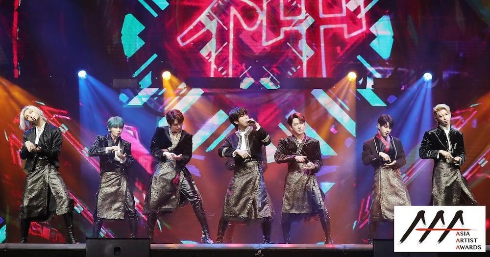 'AAA 2020': Sâu khấu bùng nổ của TWICE, Super Junior, Got7, NCT, ITZY và Kang Daniel Ảnh 42