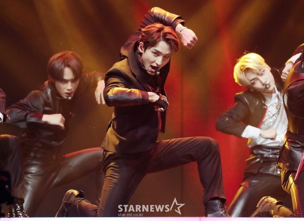 'AAA 2020': Sâu khấu bùng nổ của TWICE, Super Junior, Got7, NCT, ITZY và Kang Daniel Ảnh 13