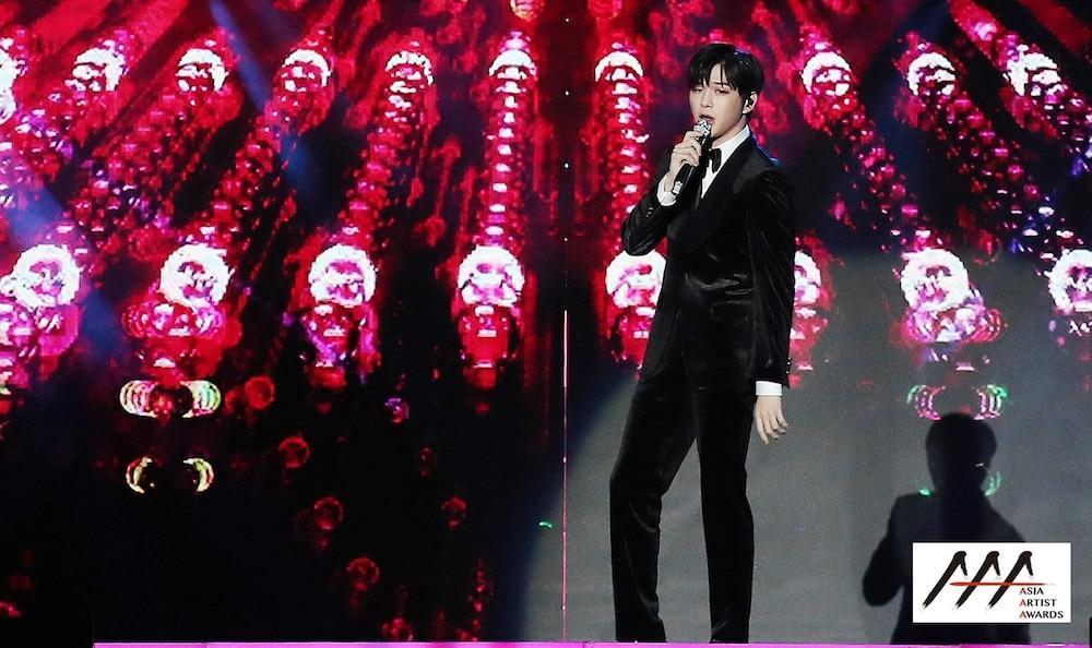 'AAA 2020': Sâu khấu bùng nổ của TWICE, Super Junior, Got7, NCT, ITZY và Kang Daniel Ảnh 22