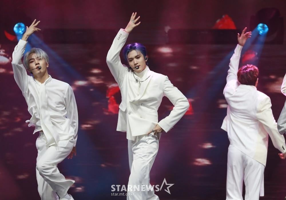 'AAA 2020': Sâu khấu bùng nổ của TWICE, Super Junior, Got7, NCT, ITZY và Kang Daniel Ảnh 88