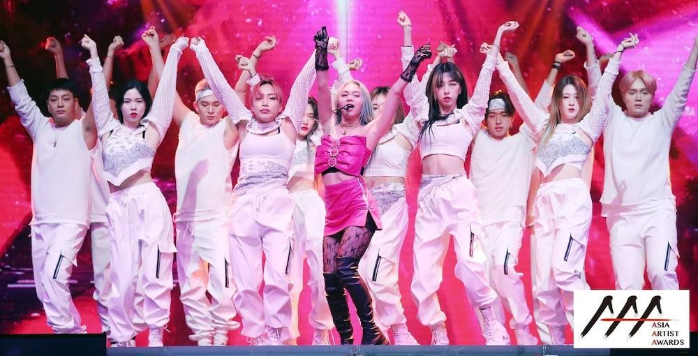 'AAA 2020': Sâu khấu bùng nổ của TWICE, Super Junior, Got7, NCT, ITZY và Kang Daniel Ảnh 41