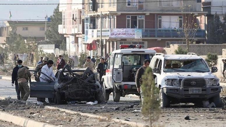 30 nhân viên an ninh thiệt mạng vì bom xe ở Afghanistan Ảnh 1