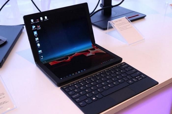 Lenovo ThinkPad X1 Fold thiết kế độc đáo, màn hình OLED 13.3 inch có thể gập đôi Ảnh 1
