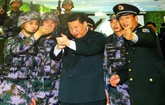Ông Tập Cận Bình kêu gọi quân đội sẵn sàng cho chiến tranh Ảnh 1