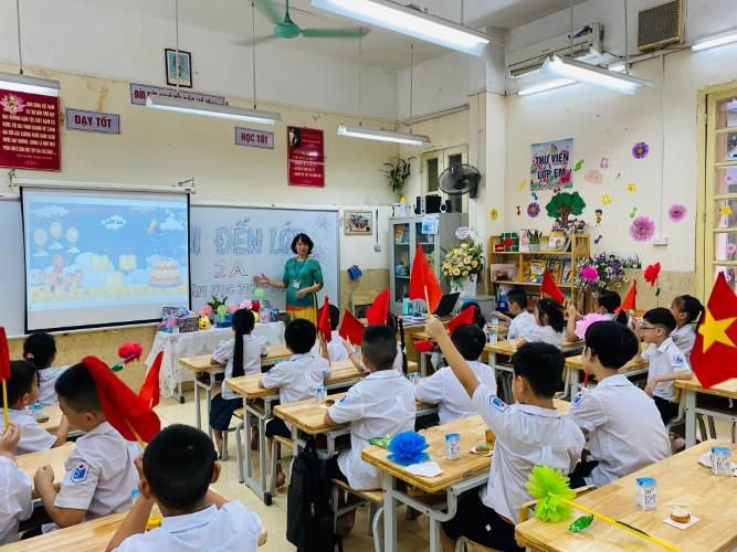 Ban hành danh mục thiết bị dạy học tối thiểu lớp 2, lớp 6 từ năm học 2021-2022 Ảnh 1