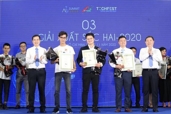 Dùng AI bảo vệ bản quyền âm nhạc, sinh viên giành giải Xuất sắc 'HAI-2020' Ảnh 1