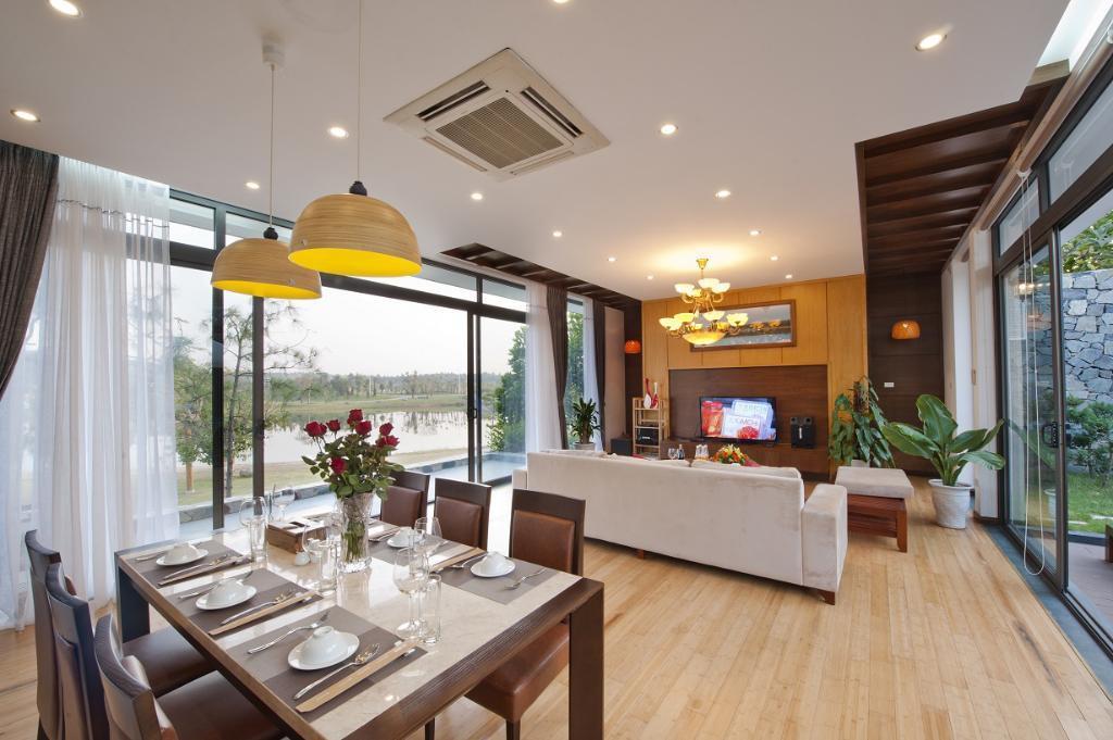 4 khu nghỉ dưỡng giá 10 triệu đồng/đêm quanh Hà Nội Ảnh 1
