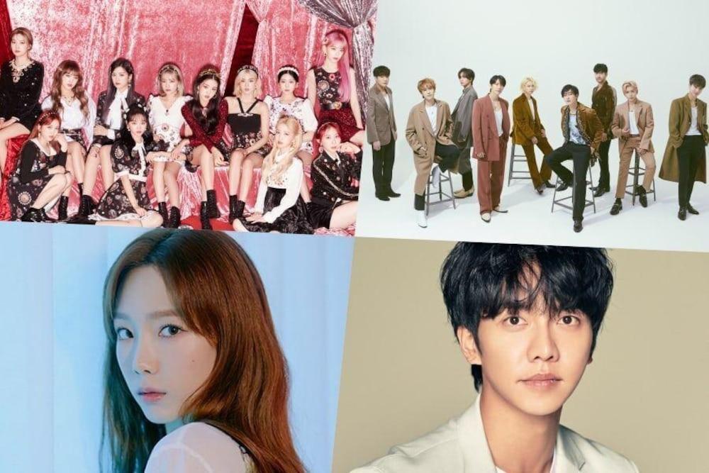 Kpop tháng 12 có gì hot: SM tấn công với 4 đại diện, nhóm nhạc gen 4 áp đảo Ảnh 1