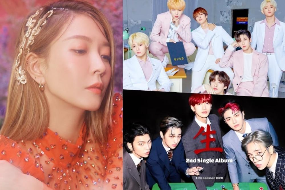Kpop tháng 12 có gì hot: SM tấn công với 4 đại diện, nhóm nhạc gen 4 áp đảo Ảnh 2