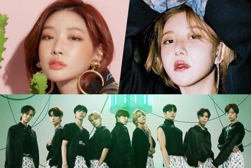 Kpop tháng 12 có gì hot: SM tấn công với 4 đại diện, nhóm nhạc gen 4 áp đảo Ảnh 6