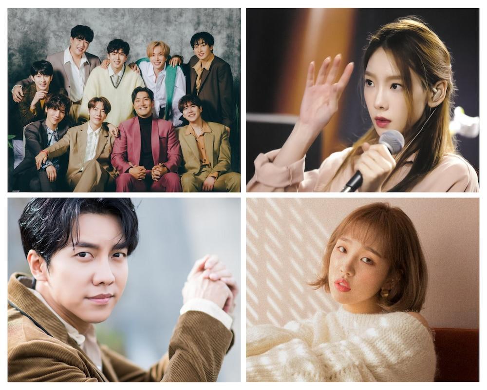 Kpop tháng 12 có gì hot: SM tấn công với 4 đại diện, nhóm nhạc gen 4 áp đảo Ảnh 9