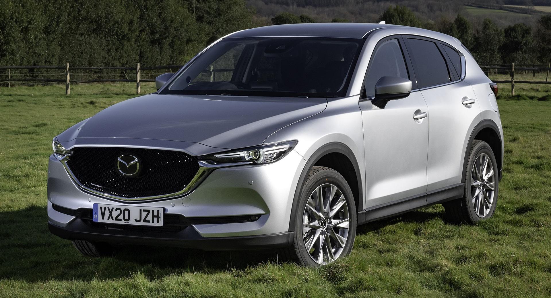 Mazda CX-5 thế hệ mới 'dấn thân' thị trường xe cao cấp? Ảnh 1