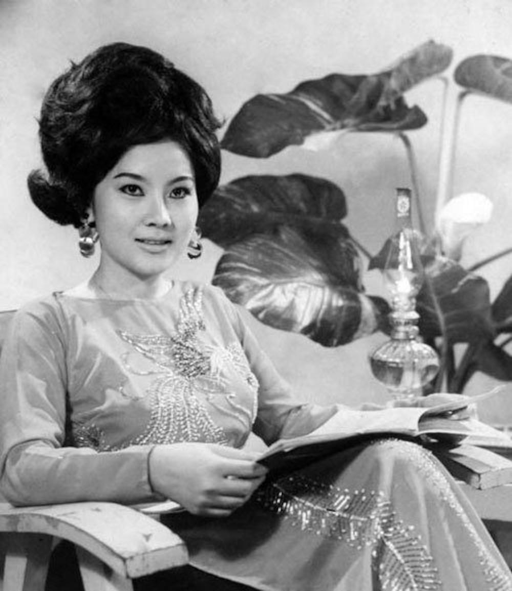 Xiêu lòng trước nhan sắc của dàn mĩ nhân thống trị showbiz Việt thập niên 1970 Ảnh 4