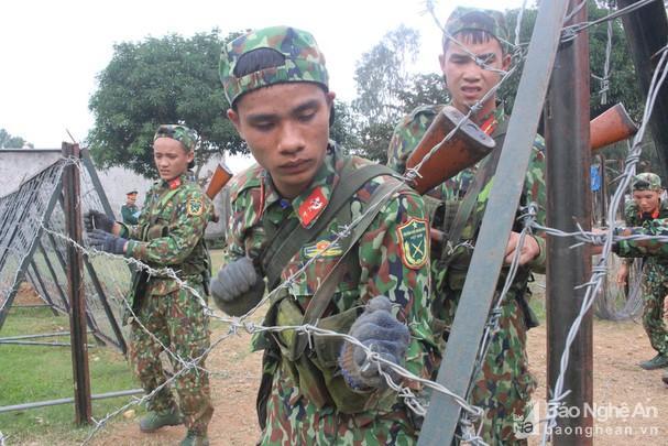 Công binh Bộ CHQS Nghệ An đạt giải Nhì Hội thao Công binh Quân khu 4 Ảnh 3