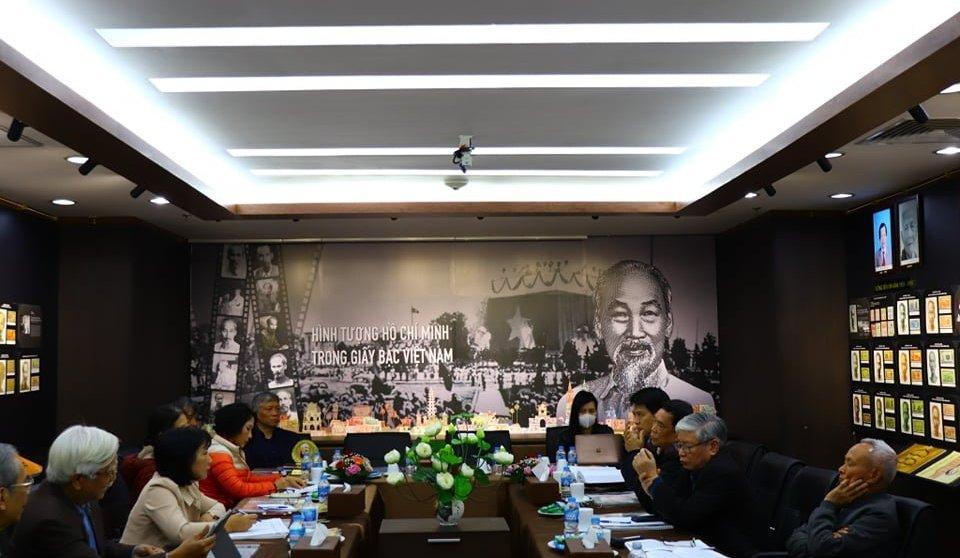 Tọa đàm: 'Hình tượng Chủ tịch Hồ Chí Minh trong Giấy Bạc Việt Nam' Ảnh 1