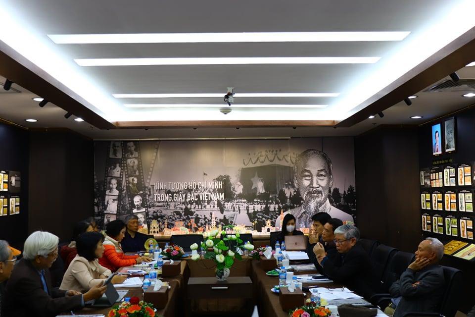 Tọa đàm: 'Hình tượng Chủ tịch Hồ Chí Minh trong Giấy Bạc Việt Nam' Ảnh 2