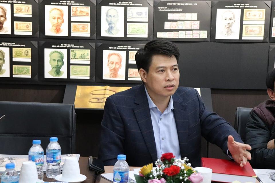Tọa đàm: 'Hình tượng Chủ tịch Hồ Chí Minh trong Giấy Bạc Việt Nam' Ảnh 4