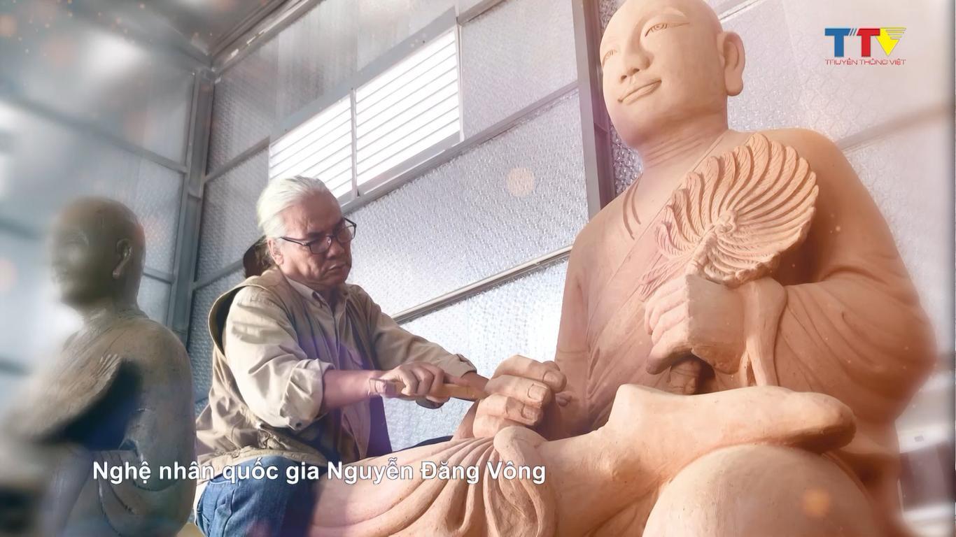 Hành trình cung rước và an vị tượng Phật Hoàng Trần Nhân Tông Ảnh 2