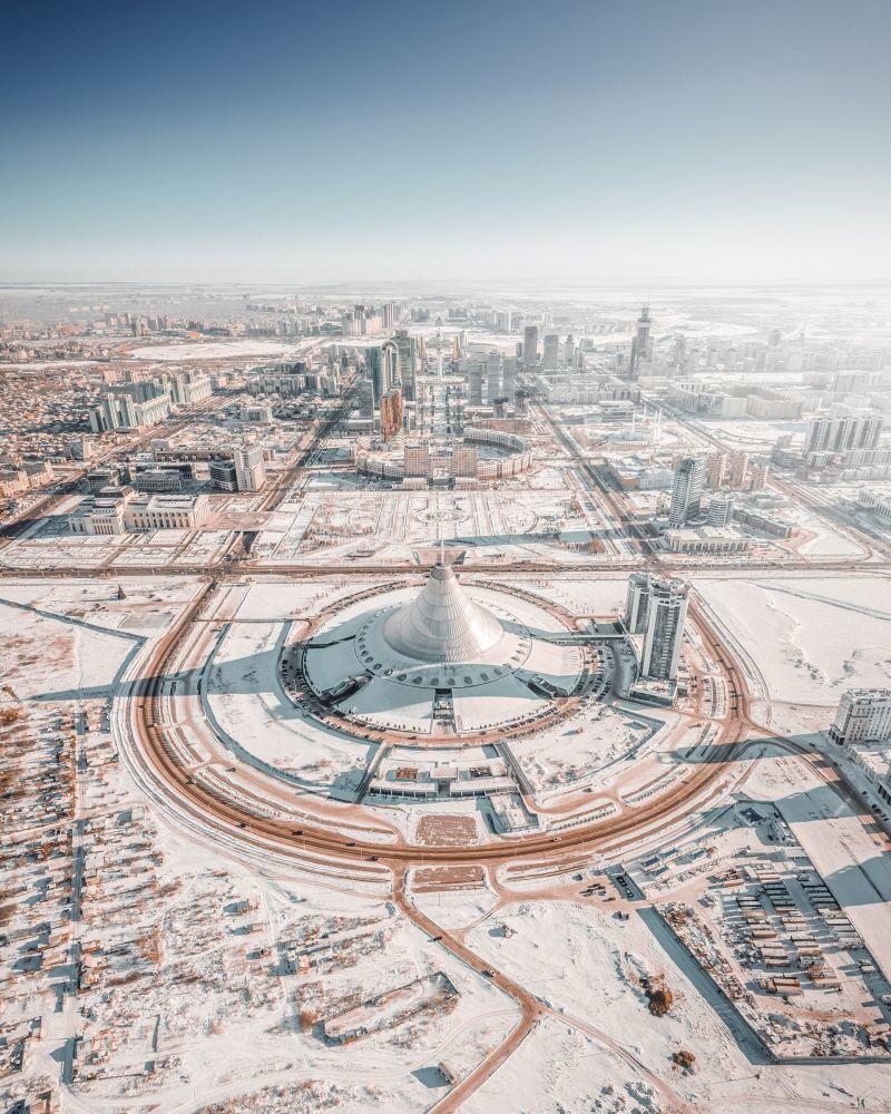 Những bức ảnh ấn tượng nhất năm 2020 trên khắp thế giới Ảnh 15