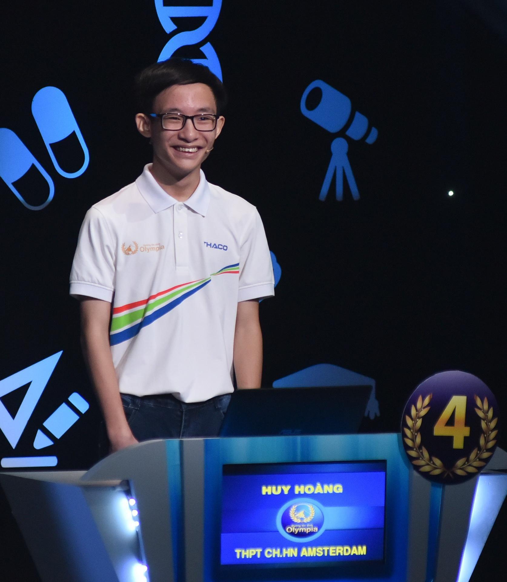 Các cựu thí sinh Olympia gây ấn tượng ở Siêu trí tuệ Việt Nam Ảnh 8
