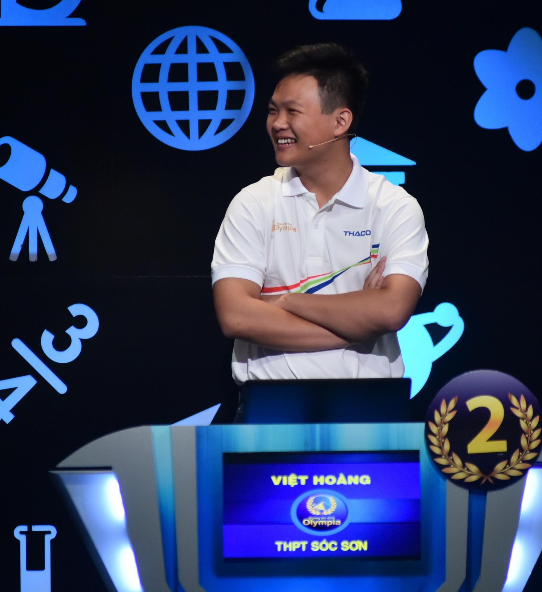 Các cựu thí sinh Olympia gây ấn tượng ở Siêu trí tuệ Việt Nam Ảnh 6
