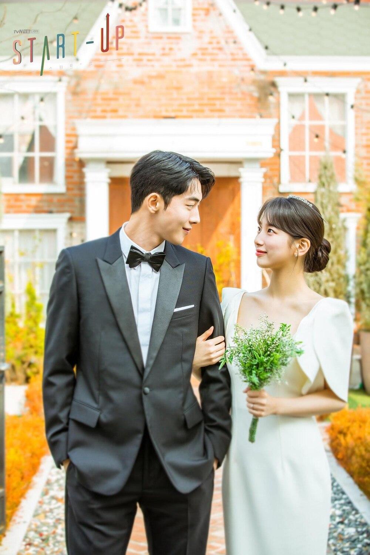 Nam Joo Hyuk - Suzy kết hôn, ảnh cưới đẹp như cổ tích: Dân tình gọi tên Kim Sun Ho! Ảnh 1