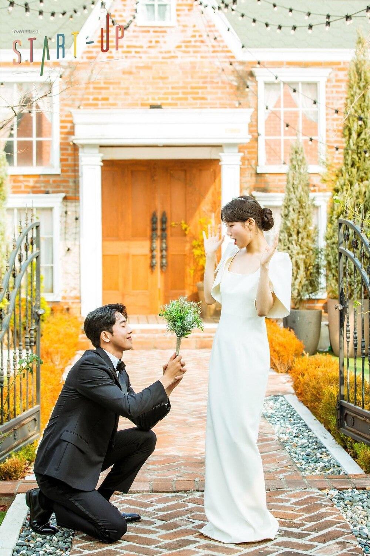 Nam Joo Hyuk - Suzy kết hôn, ảnh cưới đẹp như cổ tích: Dân tình gọi tên Kim Sun Ho! Ảnh 5