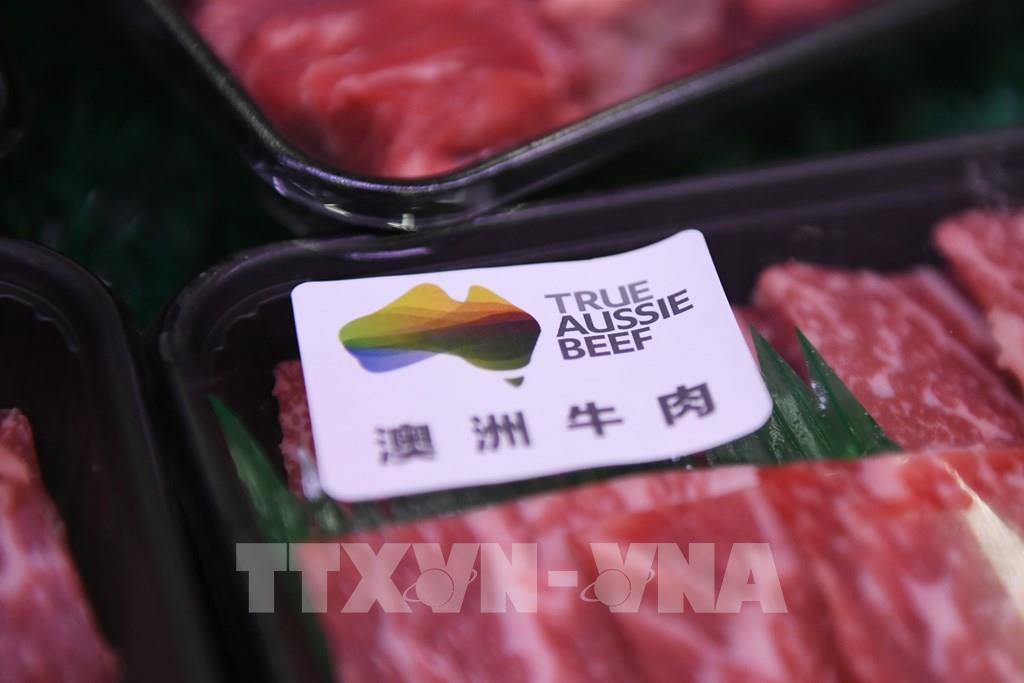 Thêm một công ty của Australia bị đình chỉ xuất khẩu thịt bò sang Trung Quốc Ảnh 1