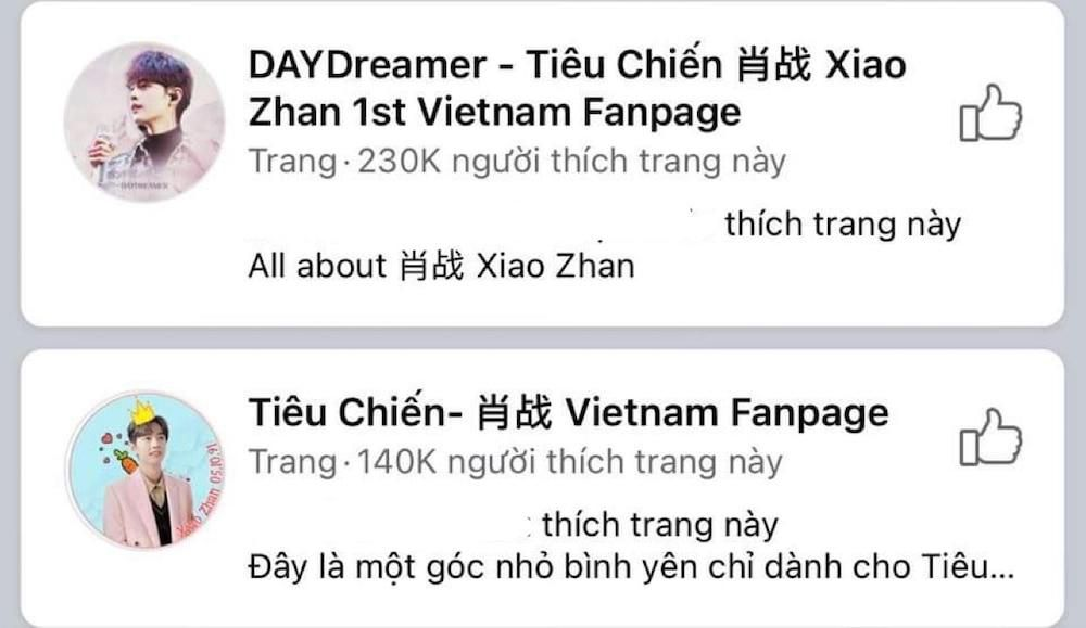 Tiêu Chiến là minh tinh Hoa Ngữ duy nhất lọt Top 10 nhân vật được tìm kiếm nhiều nhất tại Việt Nam Ảnh 2