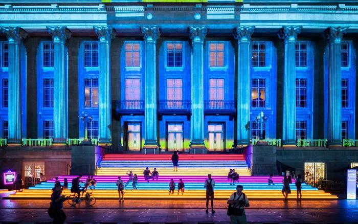 Tuần lễ Nghệ thuật Singapore sắp trở lại Ảnh 1