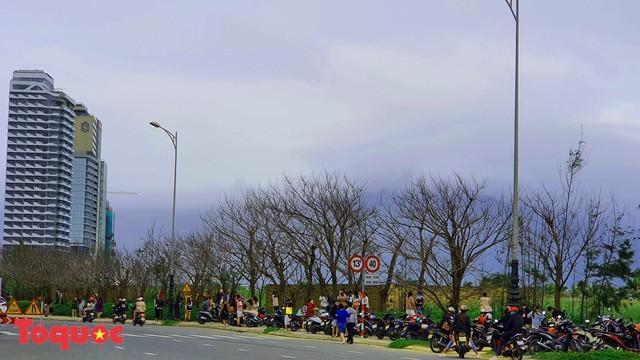 Giới trẻ hào hứng 'check-in' hàng cây rụng lá đẹp như tranh vẽ ở Đà Nẵng Ảnh 14