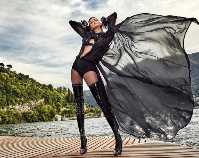 Irina Shayk được khen cuốn hút trong bộ ảnh mới Ảnh 5