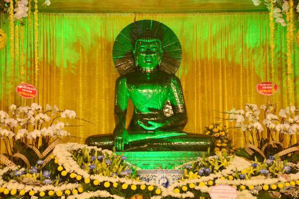 Khánh thành chùa Quỳnh Lâm thiêng liêng Ảnh 2