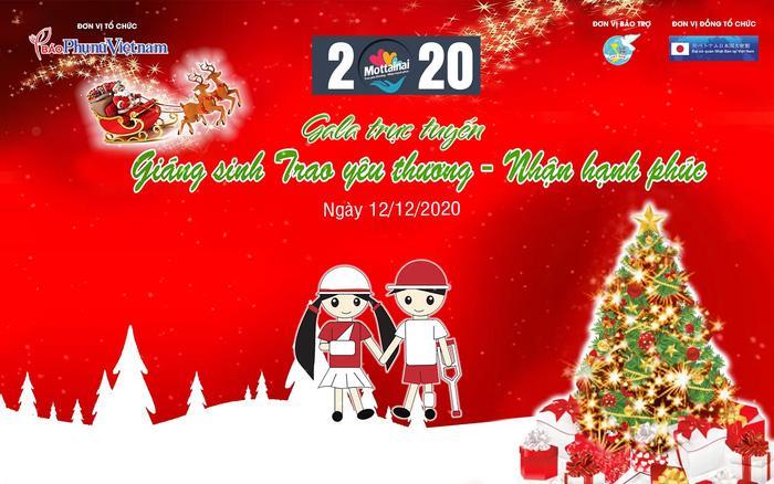 Đang phát: Gala trực tuyến 'Giáng sinh Trao yêu thương - Nhận hạnh phúc' Mottainai 2020 Ảnh 1