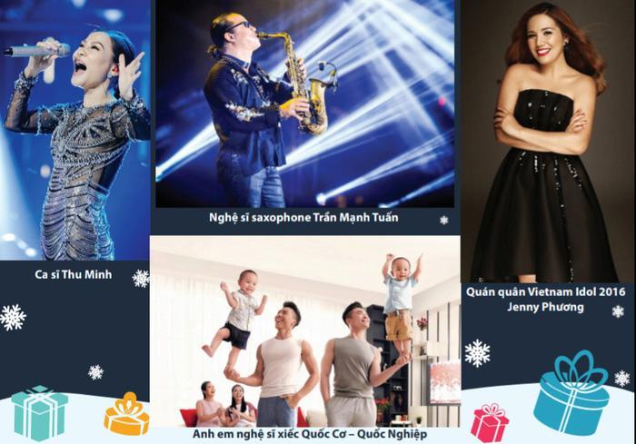 Đang phát: Gala trực tuyến 'Giáng sinh Trao yêu thương - Nhận hạnh phúc' Mottainai 2020 Ảnh 6