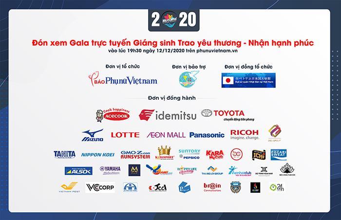 Đang phát: Gala trực tuyến 'Giáng sinh Trao yêu thương - Nhận hạnh phúc' Mottainai 2020 Ảnh 8