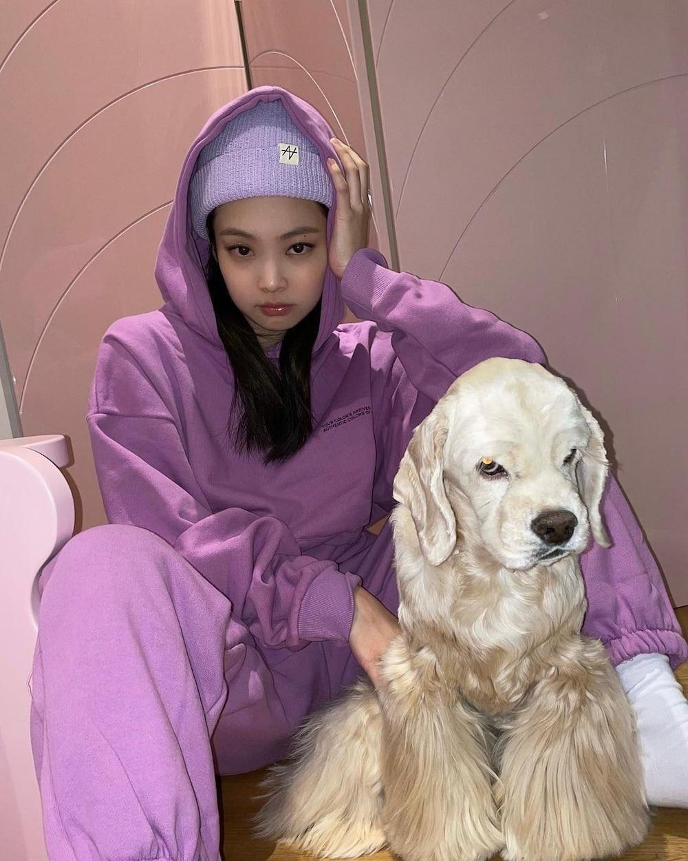 Jennie Black Pink lại được phong 'thánh' thời trang ứng dụng mùa thu đông 2020 Ảnh 5