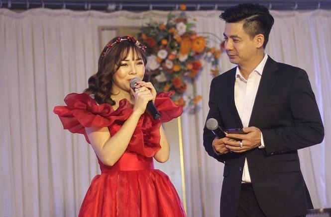 Ca sĩ bolero Lâm Nguyệt Ánh ra mắt album đầu tay Ảnh 1