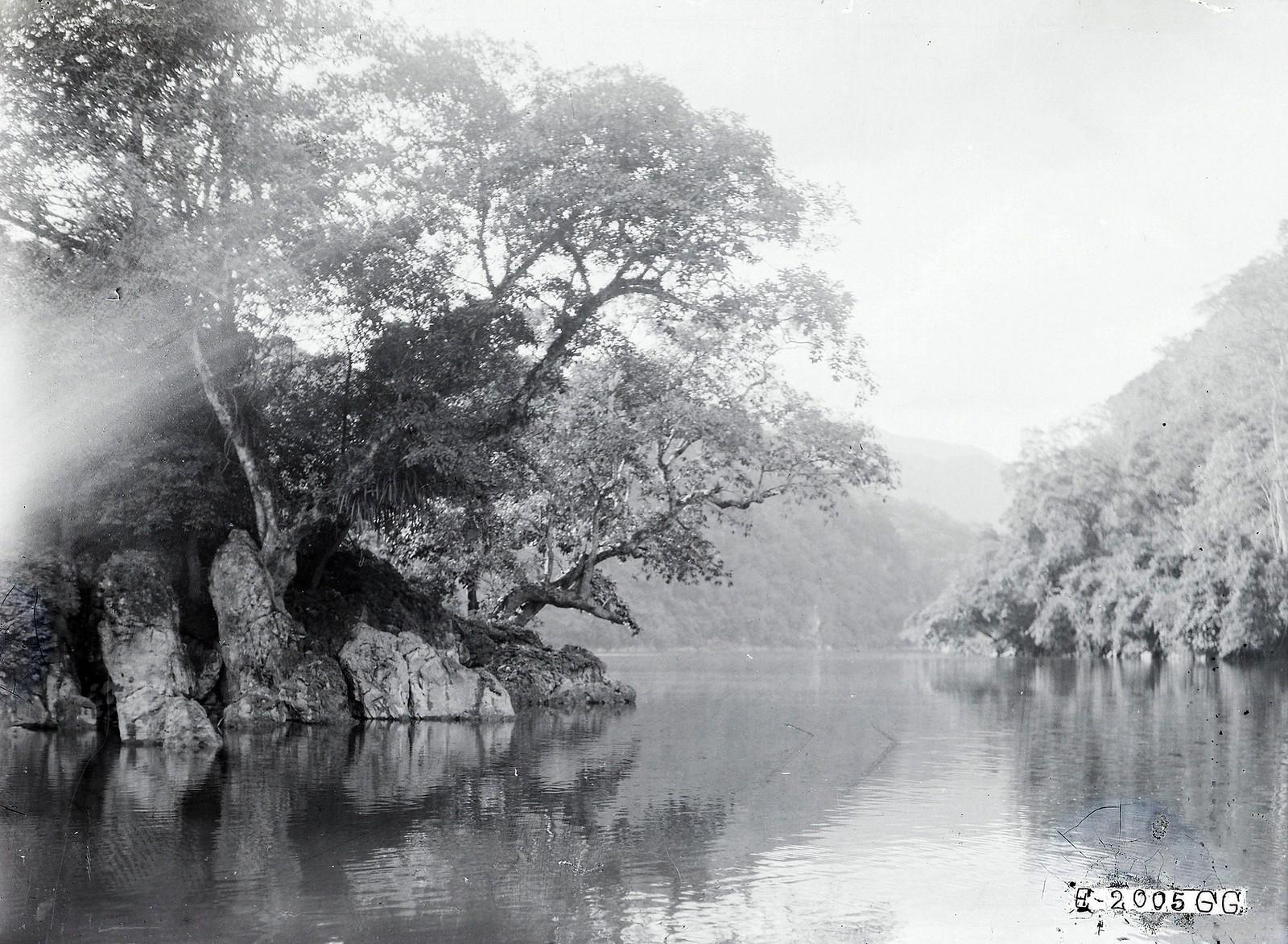 Chùm ảnh:  Hồ Ba Bể năm 1927 qua ống kính của người Pháp