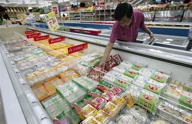 Trung Quốc lại phát hiện SARS-CoV-2 trên bao bì thực phẩm đông lạnh Ảnh 1