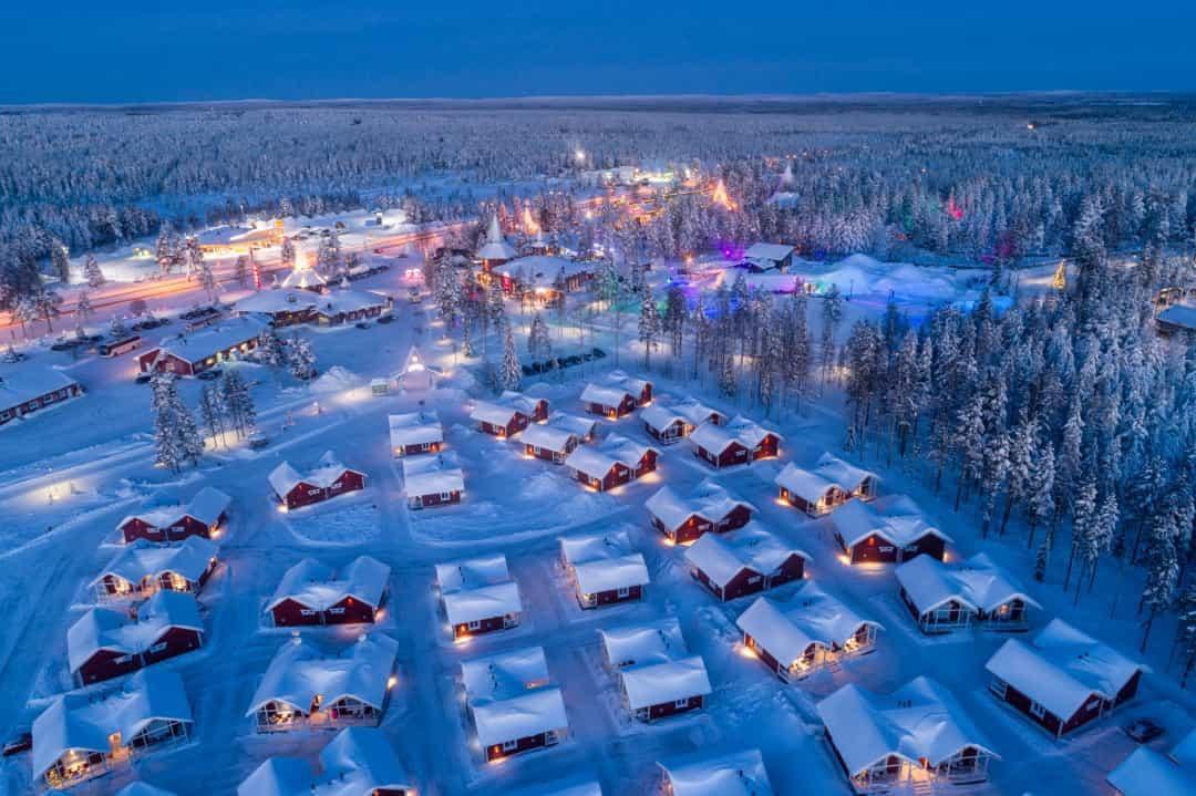 Ghé thăm xứ sở thần tiên Lapland – Quê hương ông già Noel Ảnh 11