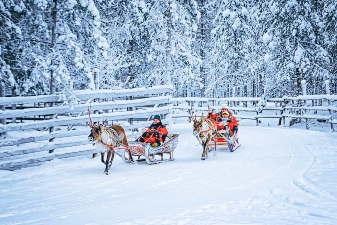 Ghé thăm xứ sở thần tiên Lapland – Quê hương ông già Noel Ảnh 22