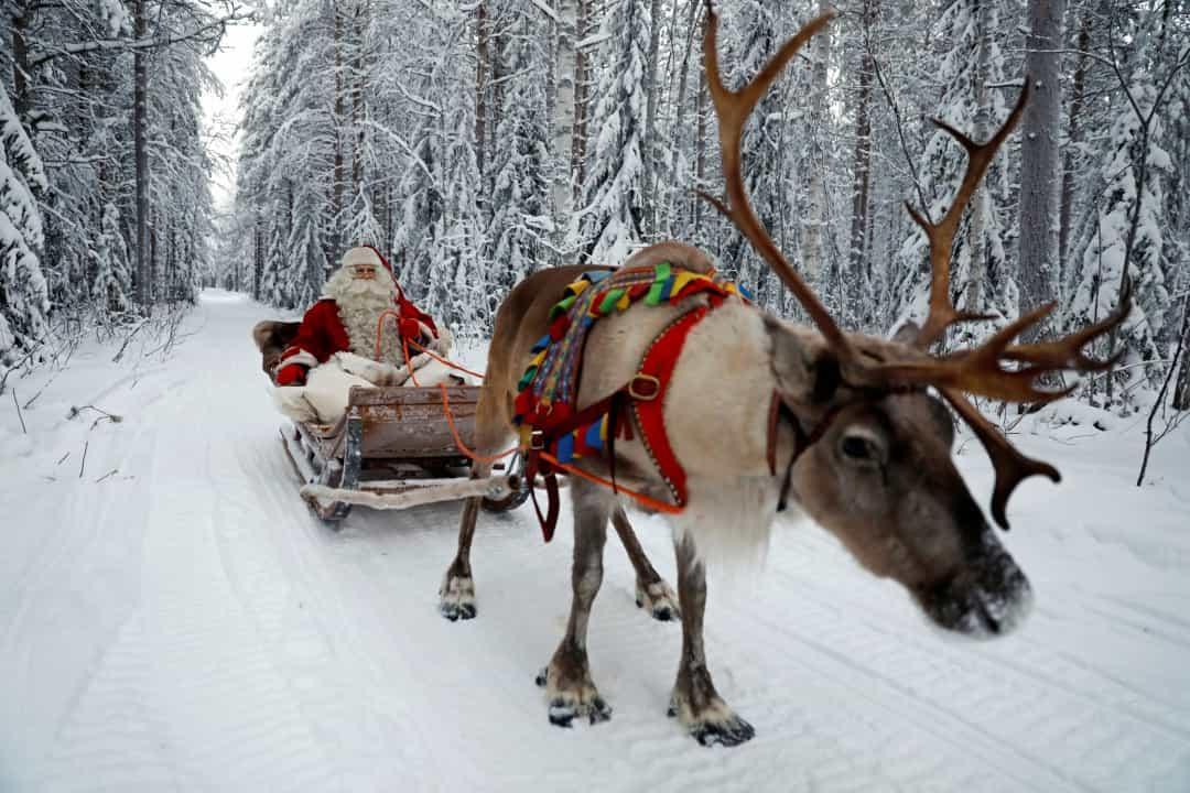 Ghé thăm xứ sở thần tiên Lapland – Quê hương ông già Noel Ảnh 14
