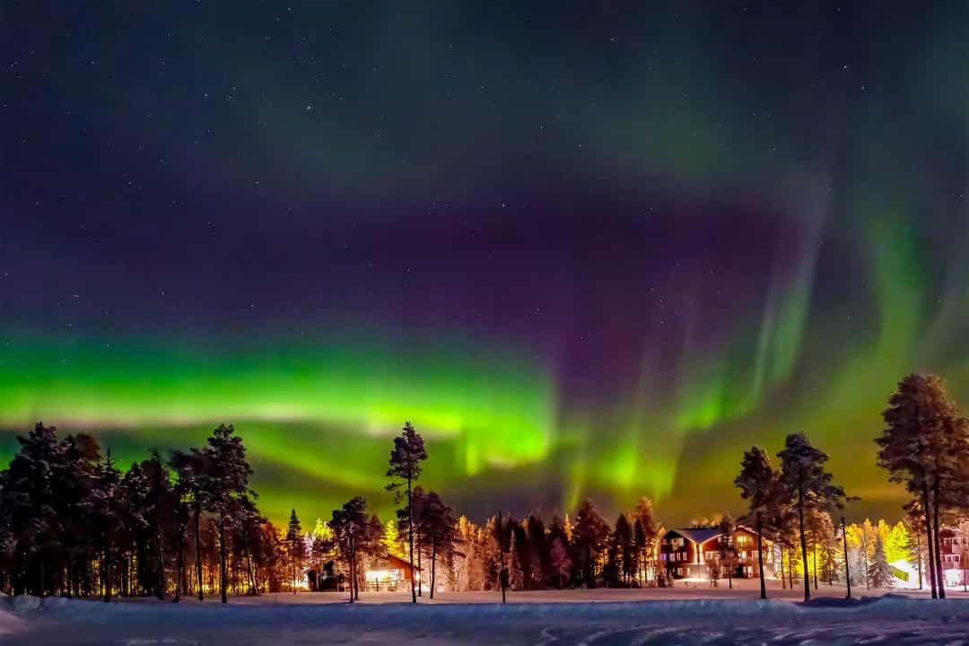Ghé thăm xứ sở thần tiên Lapland – Quê hương ông già Noel Ảnh 1