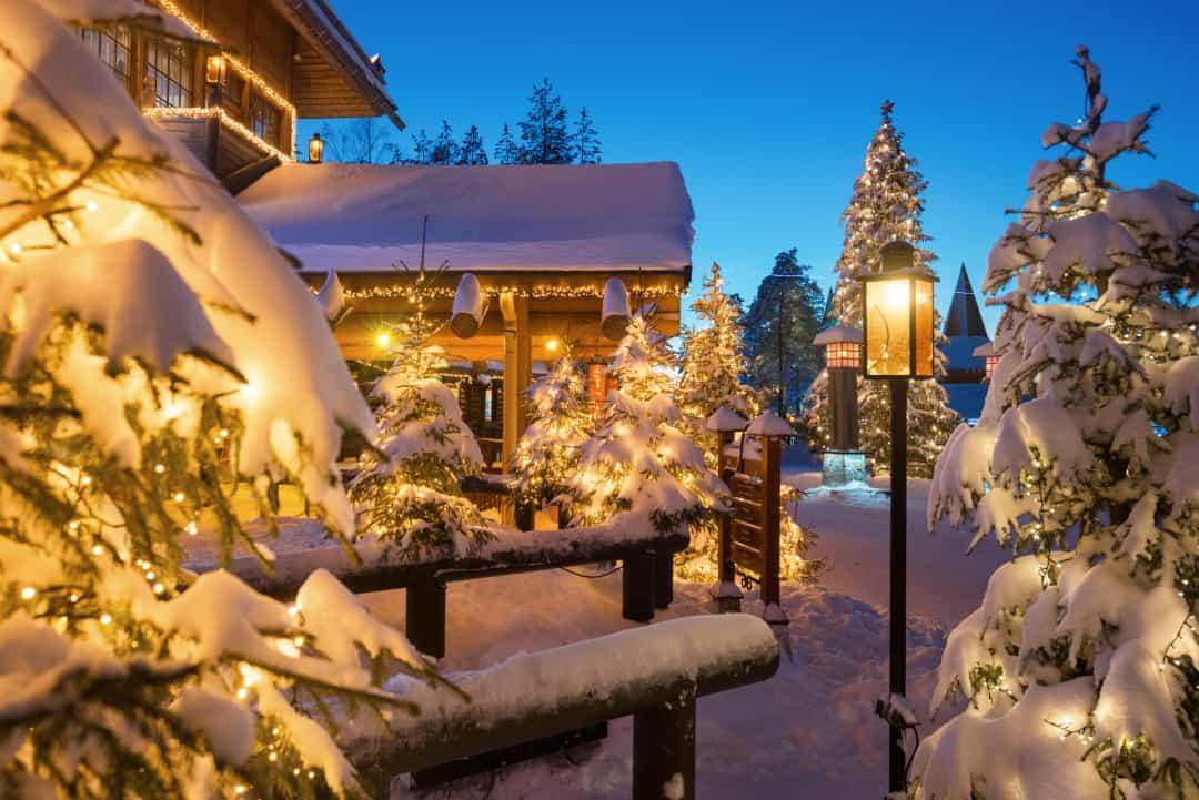 Ghé thăm xứ sở thần tiên Lapland – Quê hương ông già Noel Ảnh 12
